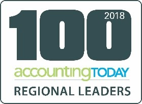 Accounting Today Top 100 logo